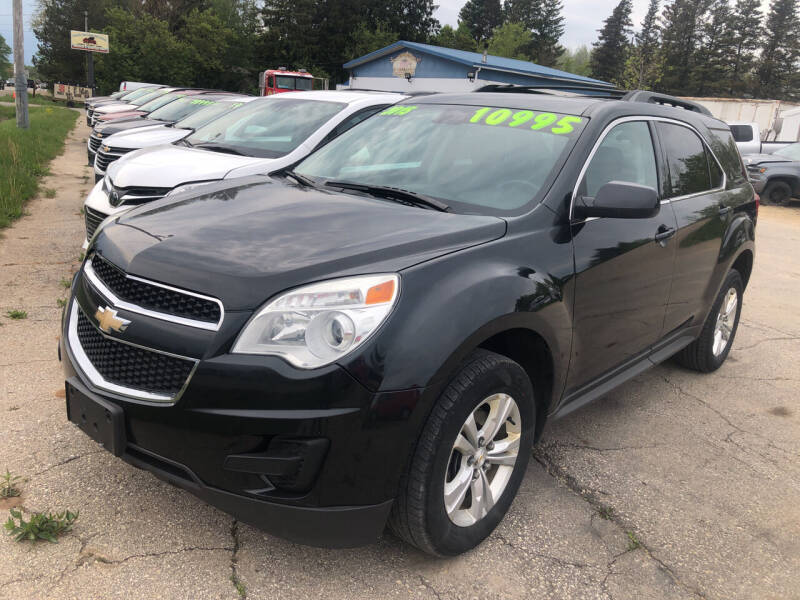 2015 Chevrolet Equinox for sale at Don's Sport Cars in Hortonville WI