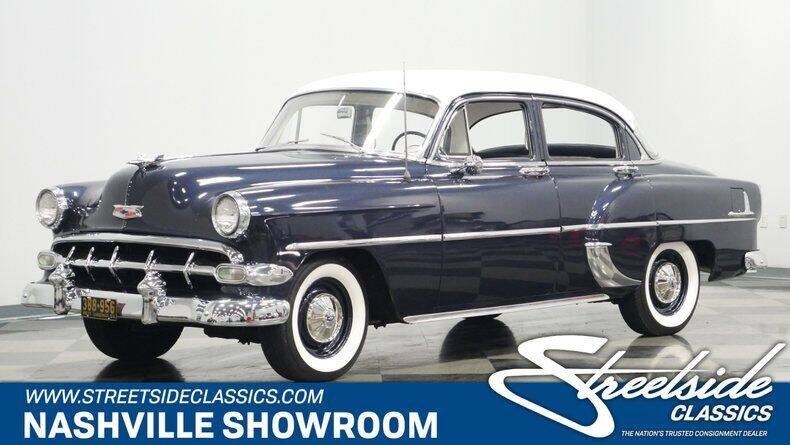 1954 Chevrolet 210 for sale in Concord, NC