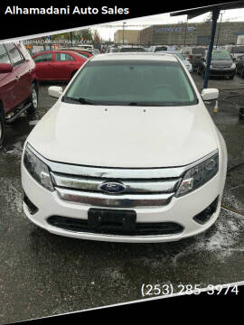 2010 Ford Fusion for sale at ALHAMADANI AUTO SALES in Spanaway WA