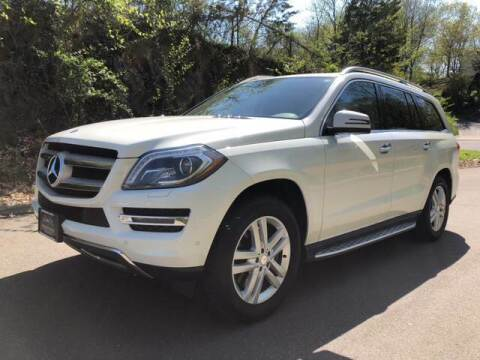 2013 Mercedes-Benz GL-Class for sale at Branford Auto Center in Branford CT