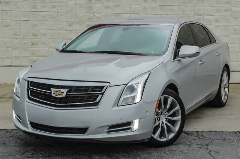 2017 Cadillac XTS for sale at Cannon Auto Sales in Newberry SC