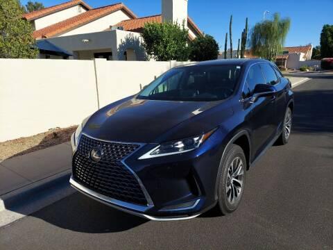2020 Lexus RX 350 for sale at Century Auto Sales in Apache Junction AZ