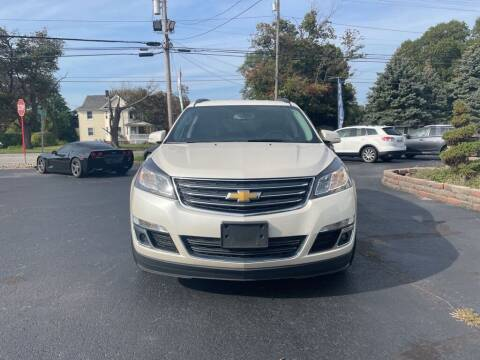 2013 Chevrolet Traverse for sale at EXPO AUTO GROUP in Perry OH