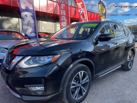 2018 Nissan Rogue for sale at Duke City Auto LLC in Gallup NM