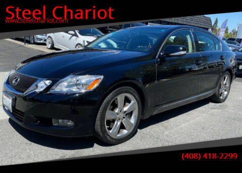 2011 Lexus GS 350 for sale at Steel Chariot in San Jose CA