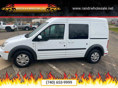 2011 Ford Transit Connect for sale at Rick's R & R Wholesale, LLC in Lancaster OH