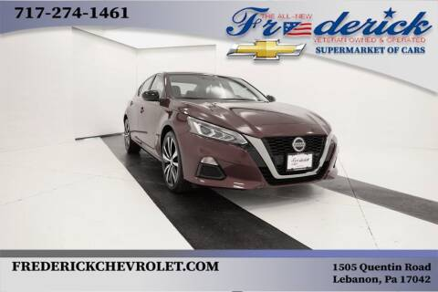 2019 Nissan Altima for sale at Lancaster Pre-Owned in Lancaster PA