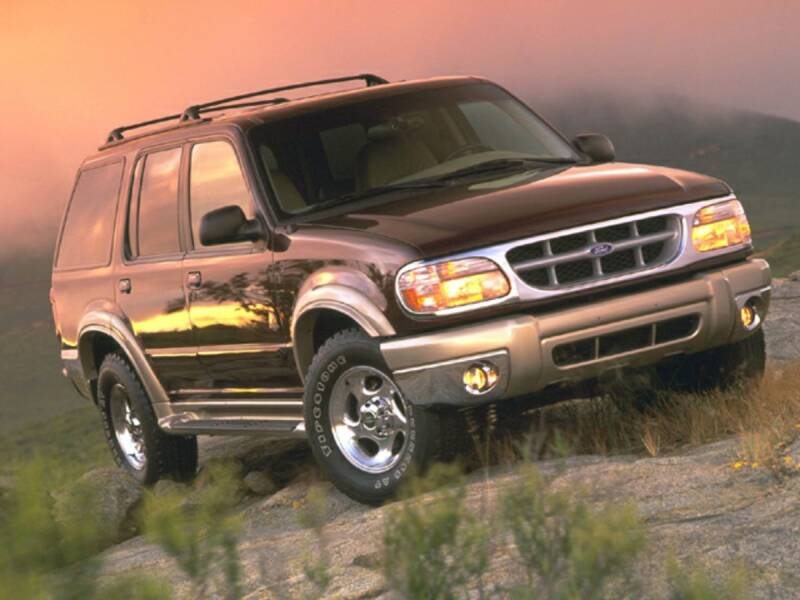 1999 Ford Explorer for sale at Harrison Imports in Sandy UT