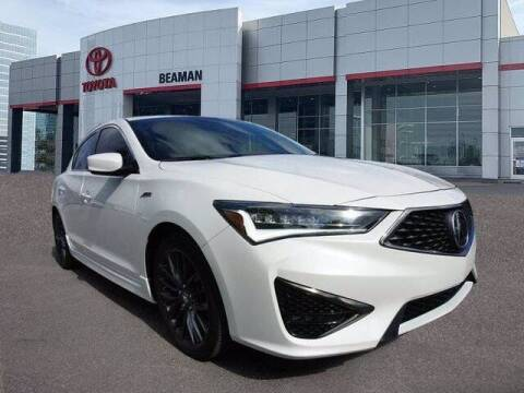 2019 Acura ILX for sale at BEAMAN TOYOTA in Nashville TN