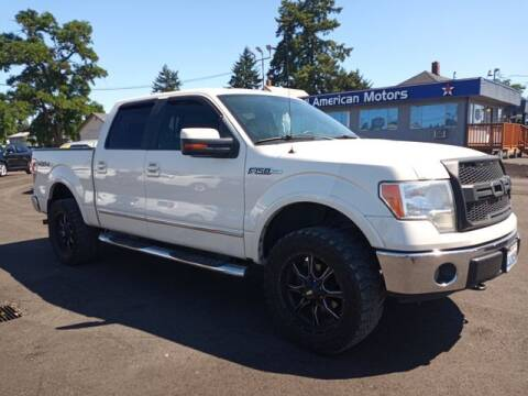 2009 Ford F-150 for sale at All American Motors in Tacoma WA