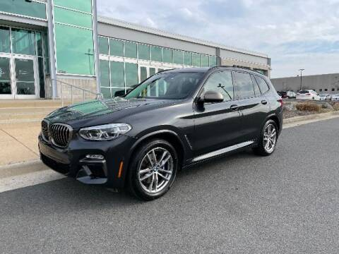 2019 BMW X3 for sale at Motorcars Washington in Chantilly VA