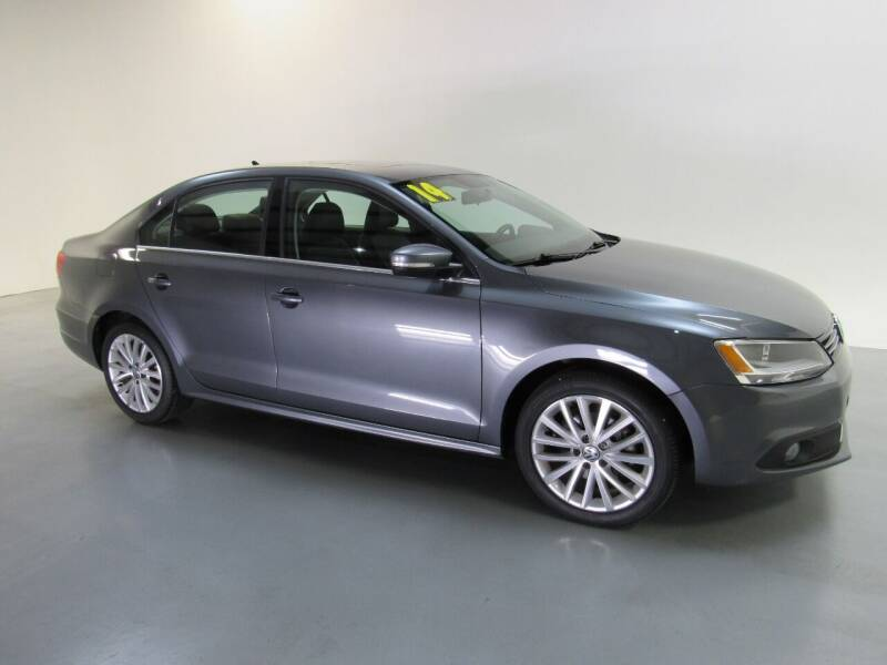 2014 Volkswagen Jetta for sale at Salinausedcars.com in Salina KS