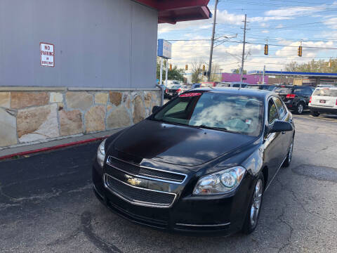 2010 Chevrolet Malibu for sale at Drive Max Auto Sales in Warren MI