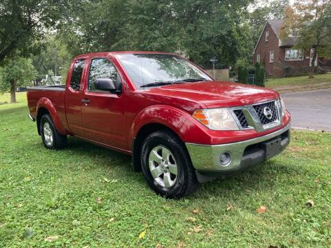 2010 Nissan Frontier for sale at Michaels Used Cars Inc. in East Lansdowne PA