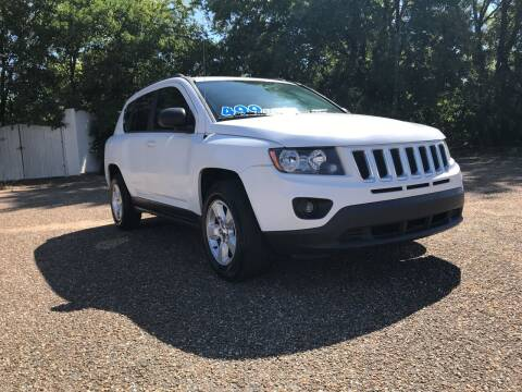 2014 Jeep Compass for sale at DRIVE ZONE AUTOS in Montgomery AL