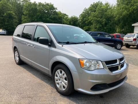 2018 Dodge Grand Caravan for sale at Deals on Wheels Auto Sales in Scottville MI