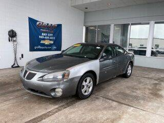 2004 Pontiac Grand Prix for sale at GRAFF CHEVROLET BAY CITY in Bay City MI