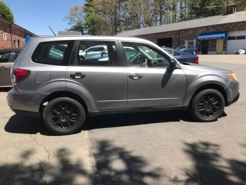 2009 Subaru Forester for sale at Route 28 Auto Sales in Canton MA