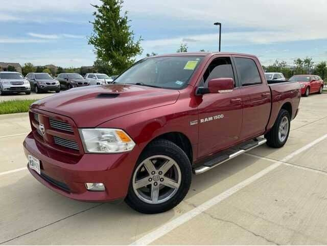 2011 RAM Ram Pickup 1500 for sale at CARDEPOT in Fort Worth TX