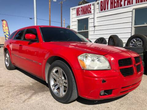 2007 Dodge Magnum for sale at Eastside Auto Sales in El Paso TX