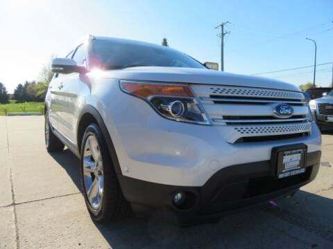 2015 Ford Explorer for sale at Import Exchange in Mokena IL