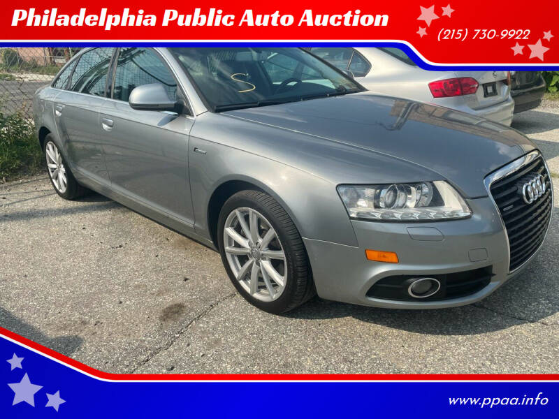 2011 Audi A6 for sale in Philadelphia, PA
