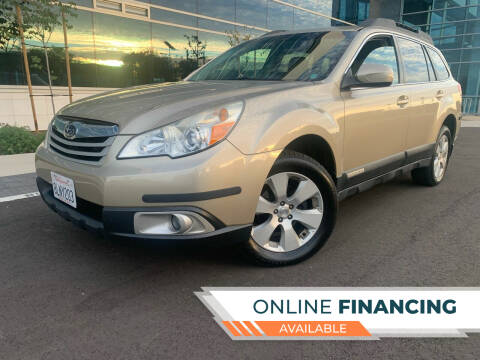 2010 Subaru Outback for sale at San Diego Auto Solutions in Escondido CA