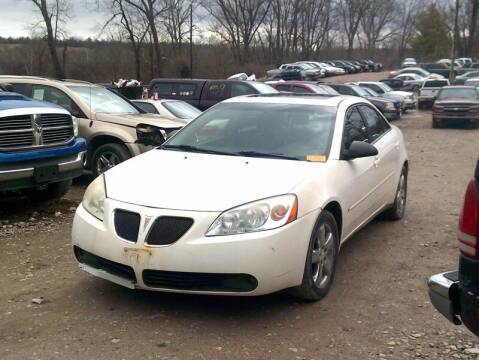2006 Pontiac G6 for sale at WEINLE MOTORSPORTS in Cleves OH