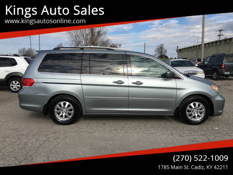 2009 Honda Odyssey for sale at Kings Auto Sales in Cadiz KY