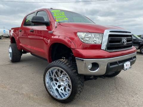 2012 Toyota Tundra for sale at Xtreme Truck Sales in Woodburn OR