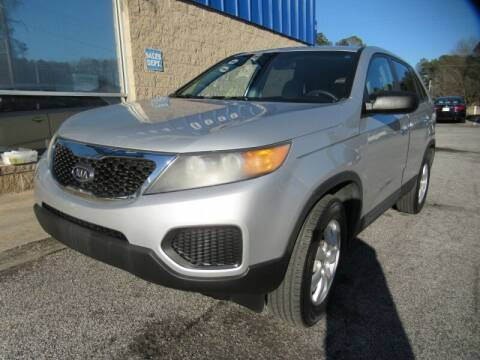 2011 Kia Sorento for sale at Southern Auto Solutions - 1st Choice Autos in Marietta GA