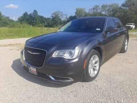 2015 Chrysler 300 for sale at LA PULGA DE AUTOS in Dallas TX