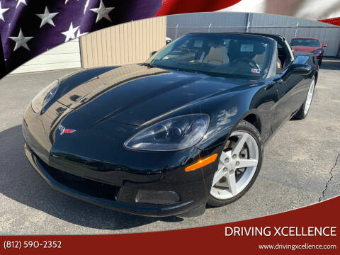 2005 Chevrolet Corvette for sale at Driving Xcellence in Jeffersonville IN