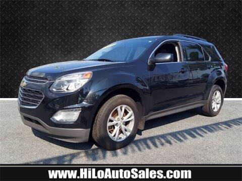 2017 Chevrolet Equinox for sale at Hi-Lo Auto Sales in Frederick MD