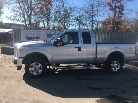 2016 Ford F-250 Super Duty for sale at Chuckran Auto Parts Inc in Bridgewater MA