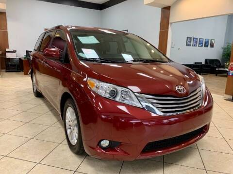 2017 Toyota Sienna for sale at Adams Auto Group Inc. in Charlotte NC