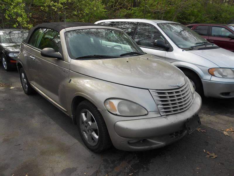 2005 Chrysler PT Cruiser for sale at Cheap Auto Rental llc in Wallingford CT