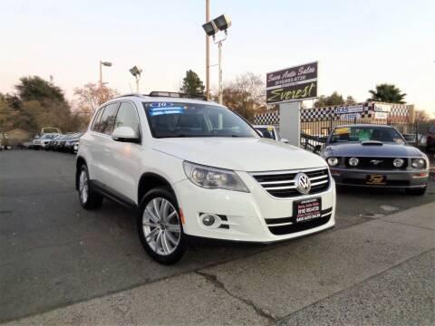 2010 Volkswagen Tiguan for sale at Save Auto Sales in Sacramento CA