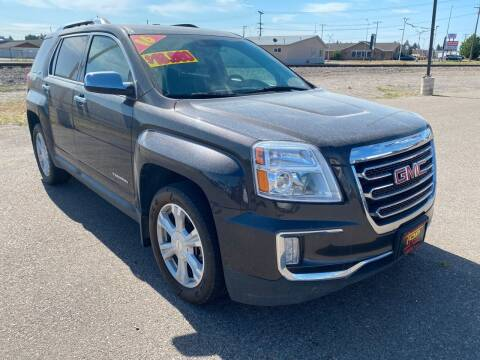 2016 GMC Terrain for sale at Top Line Auto Sales in Idaho Falls ID