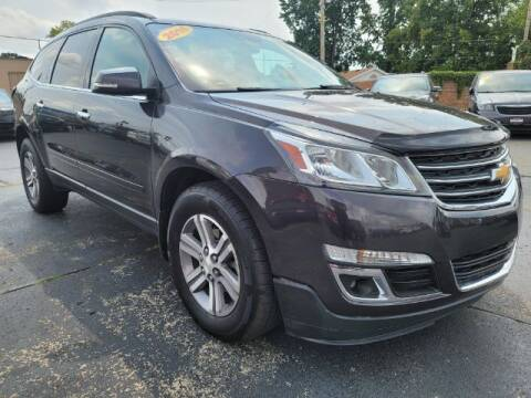 2016 Chevrolet Traverse for sale at Dixie Automart LLC in Hamilton OH