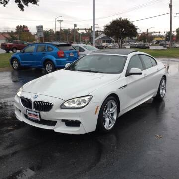 2015 BMW 6 Series for sale at OFIER AUTO SALES in Freeport NY