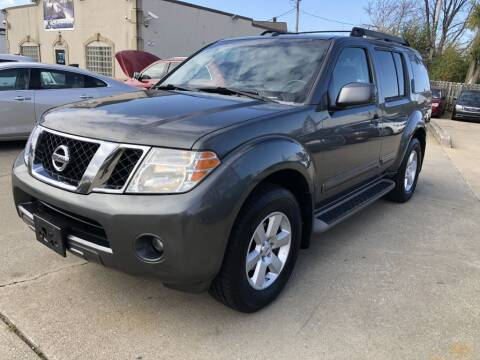 2008 Nissan Pathfinder for sale at AAA Auto Wholesale in Parma OH