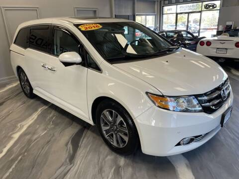 2016 Honda Odyssey for sale at Crossroads Car & Truck in Milford OH