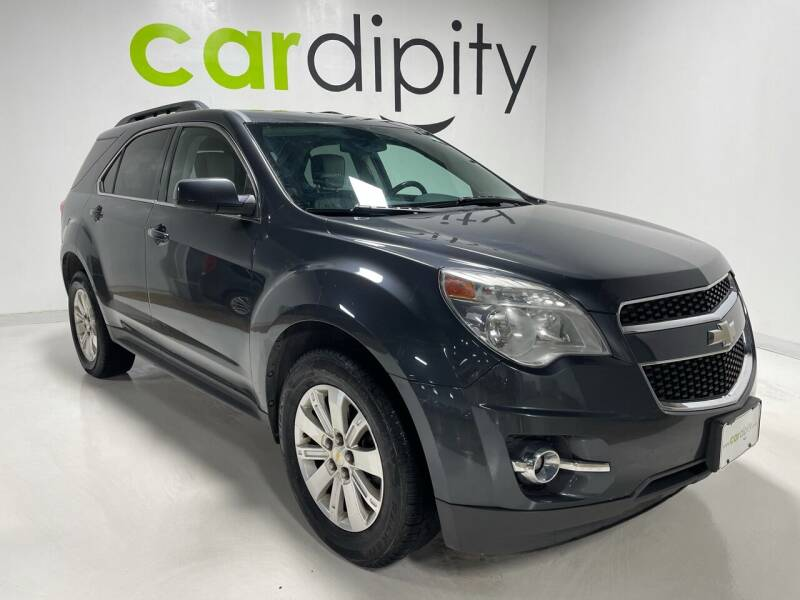 2010 Chevrolet Equinox for sale at Cardipity in Dallas TX