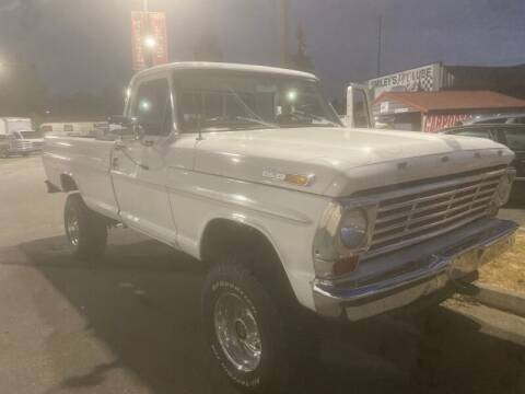 1967 Ford F-250 Super Duty for sale at MILLENNIUM MOTORS INC in Monroe WA