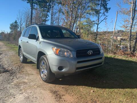 2008 Toyota RAV4 for sale at Hillside Motors Inc. in Hickory NC