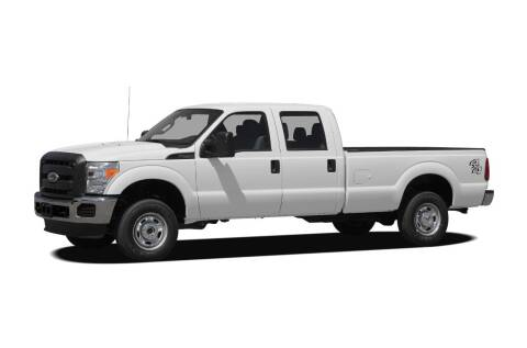 2012 Ford F-250 Super Duty for sale at Econo Auto Sales Inc in Raleigh NC
