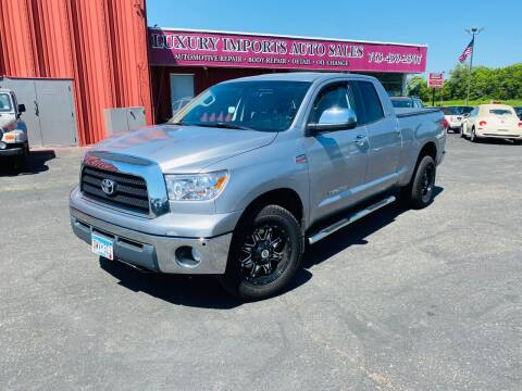 2007 Toyota Tundra for sale at LUXURY IMPORTS AUTO SALES INC in North Branch MN