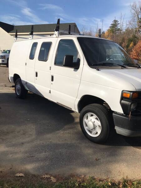2008 Ford E-Series Cargo E-150 3dr Cargo Van - Brentwood NH