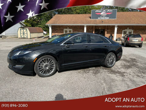 2014 Lincoln MKZ for sale at Adopt an Auto in Clarksville TN